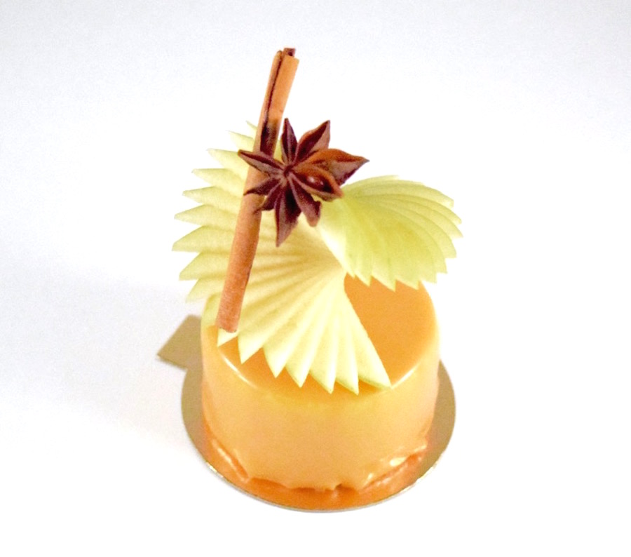 Apple Spice Entremet